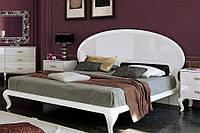 Кровать ИМПЕРИЯ белый глянец 1.6 от Миро-Марк
