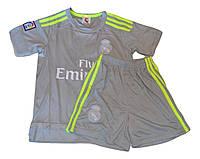 Футбольная форма  «Реал Мадрид»  детская сезона 2015/16