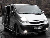 Микроавтобус Opel Vivaro аренда с водителем