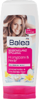 Бальзам для поврежденных и сухих волос Balea Frangipany&Perl 300мл