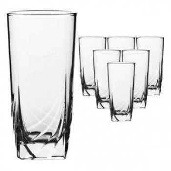 Набор стаканов Luminarc Ascot 330 мл 6 шт. высокие