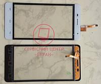 Oukitel K4000 Pro тачскрін сенсор білий оригінальний
