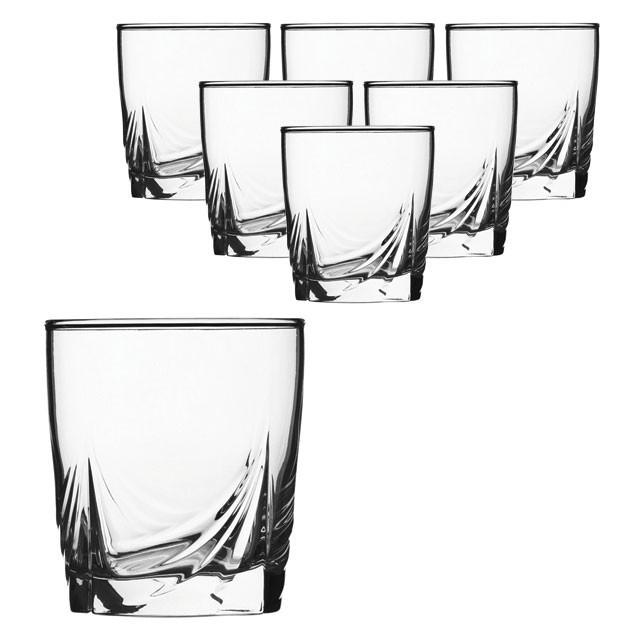 Набор стаканов Luminarc Ascot 300 мл 6 шт. низкие