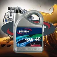 Моторное масло для автомобиля минеральное PENNASOL SUPER DYNAMIC SAE 15W40 5L