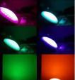 Прожектор светодиодный пластик