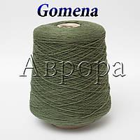 Gomena  2105 (70% лен, 30% хлопок  80м/100г,)