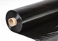 Пленка озерная, черная не армированная 0,6мм