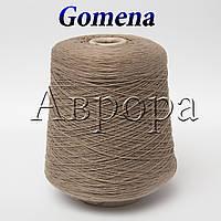 Gomena  2104 (70% лен, 30% хлопок  380м/100г,)