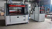 Вакуум формовочный станок 2000*1000, вакуум формовочная машина 2000*1000
