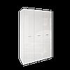 Шкаф ИМПЕРИЯ белый глянец 3 двери от Миро-Марк