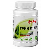 ГРИН СТАР (90капсул) энергетический комплекс аминокислот и витаминов на основе морских водорослей.