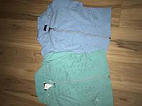 Женский легкий пиджак ветровка