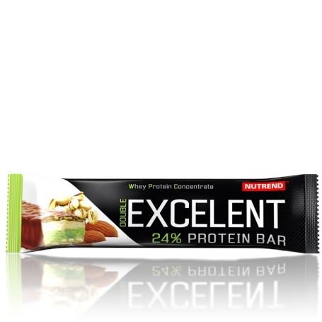 Протеиновые батончики Nutrend Excelent Protein bar Double 18x85g