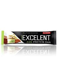 Протеиновые батончики Nutrend Excelent Protein bar Double 18x85g, фото 1