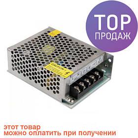 Блок питания адаптер 12V 5A S-60-12 Metall / Аксессуары для компьютера
