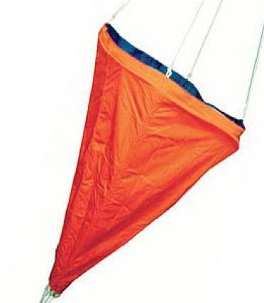 Якорь плавучий (парашют), диаметр 600 мм, длина 800 мм , фото 2