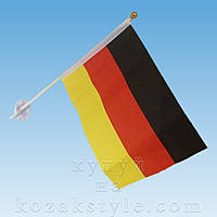 Прапорець Німеччини (з присоскою)