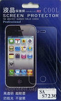 Samsung S7230 S7230E Wave 723 La Fleur, глянцевая пленка