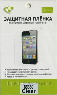 Samsung B5330 Galaxy Chat, глянцевая пленка
