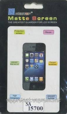 Samsung i5700 Galaxy Spica, матова плівка