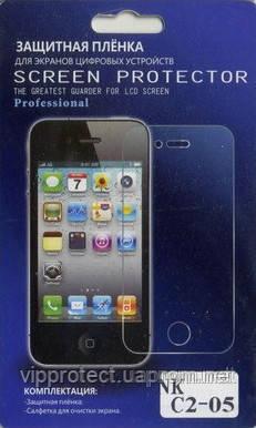Nokia C2.05, глянцевая пленка