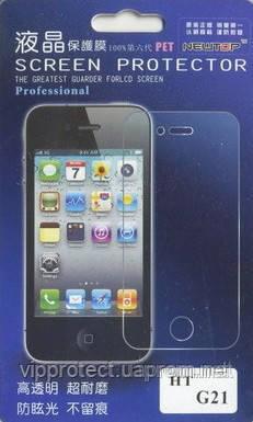 HTC Sensation_XL, глянцевая пленка G21 X315e