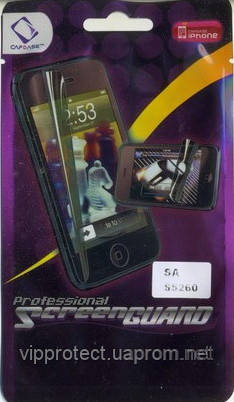 Samsung S5260 Star II, глянцевая пленка