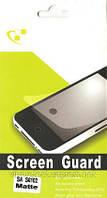 Samsung S6102 Galaxy Y Duos S6108, матовая пленка