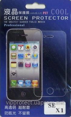 Sony Ericsson_X1, глянцевая пленка