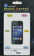 Samsung i900 Omnia (WiTu), матовая пленка