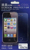 Samsung S5670 Galaxy Fit, глянцевая пленка