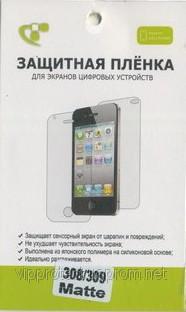 Nokia 308, матовая пленка 309 Asha