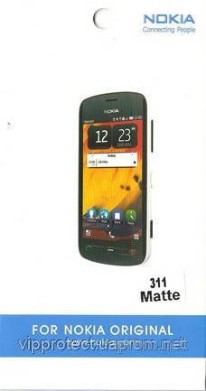 Nokia 311, матова плівка 310 Asha
