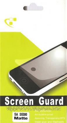 Samsung S5300 Galaxy Pocket i339, матовая пленка