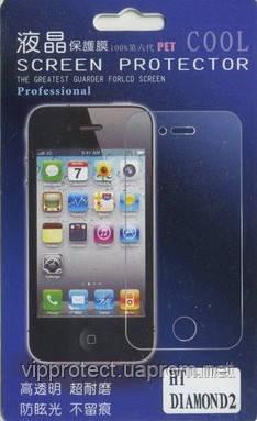 HTC T5353, глянцевая пленка Touch Diamond 2
