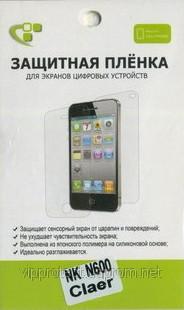 Nokia 600, глянцевая пленка