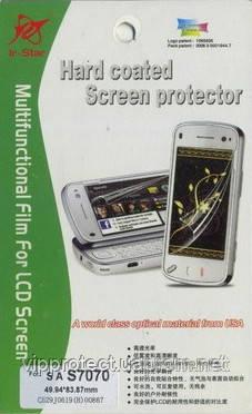 Samsung S7070 Diva, глянцевая пленка