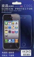 HTC_G3 A6262, глянцевая пленка