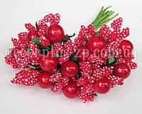 Тычинки с ягодкой красные