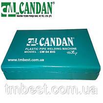 Паяльник для пластиковых труб Candan СМ-04 Турция 2000 W, фото 2