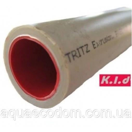 Труба полипропиленовая stabi 40 мм PN 25 (PPR-AL-PEX)