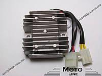 Регулятор напряжения на скутер 150сс (2pin) GXmotor