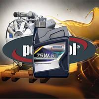 Трансмиссионное масло в механическую коробку передач МКПП PENNASOL MULTIPURPOSE GEAR OIL GL4 SAE 75W90 1L