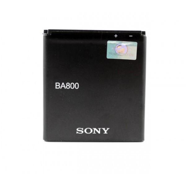 Аккумулятор BA800 для Sony Xperia S LT26i, V LT25i (AAA) 1700mAh