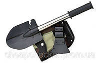 Туристическая Саперная Лопата 5 в 1 + Нож Топор Пила Открывашка