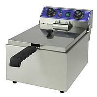 Фритюрница электрическая EWT INOX 10л EF101