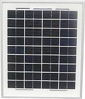 Солнечная батарея 10Вт (поли)