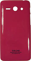 """Чехол для Huawei C8813, """"SGP"""" Red, фото 1"""