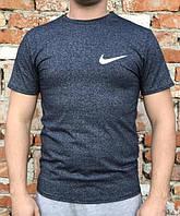 Мужская стрейчевая футболка с эмблемой Nike