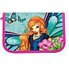 Пенал CLASS Fairy Flower 3 отделения 97278
